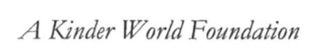 A Kinder World Foundation logo