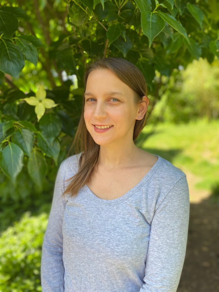 Rachel Herman in Thrive Global