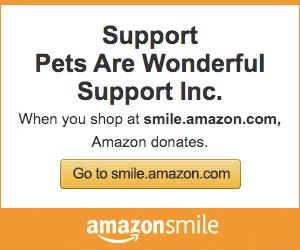 Amazon Smile - PAWS NY