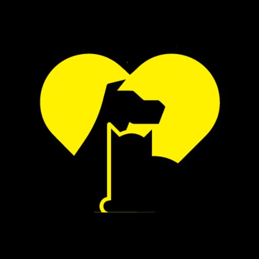 PAWS NY Logo Black & Yellow